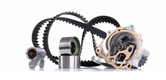 Timing belt kit and water pump BOSCH WASSERPUMPENSET Teeth Quant.: 150