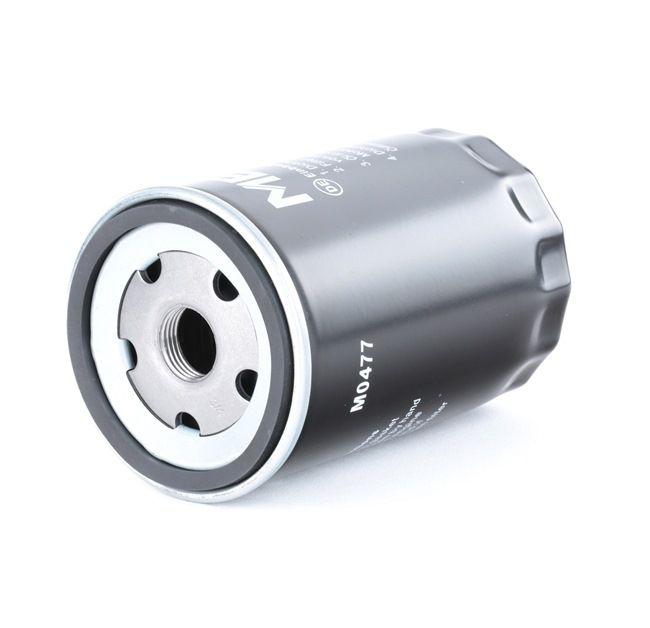 Oil Filter Ø: 76mm, Height: 120,6mm with OEM Number 078115561K