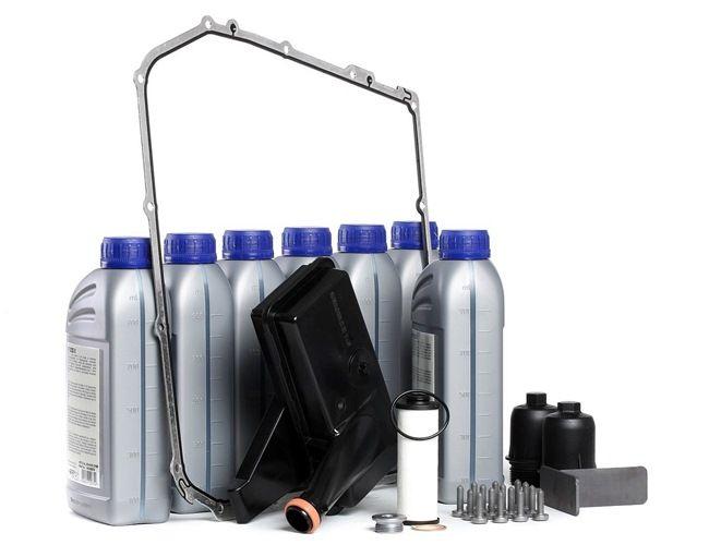 Schaltgetriebe MEYLE Teilesatz, Ölwechsel-Automatikgetriebe 0B5, DL501, DSG, mit Zubehör, ORIGINAL Quality