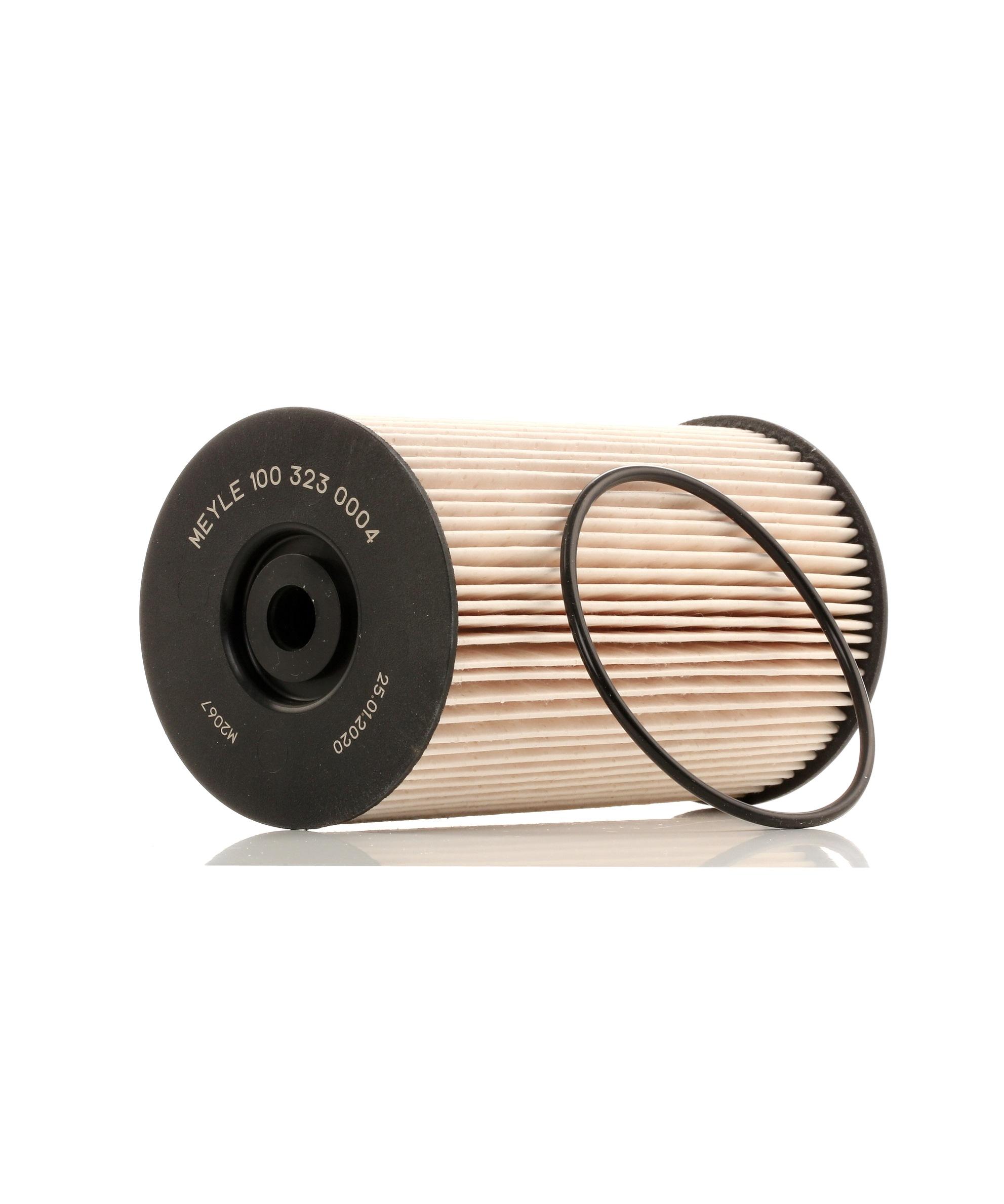 Fuel filter MEYLE 100 323 0004 rating