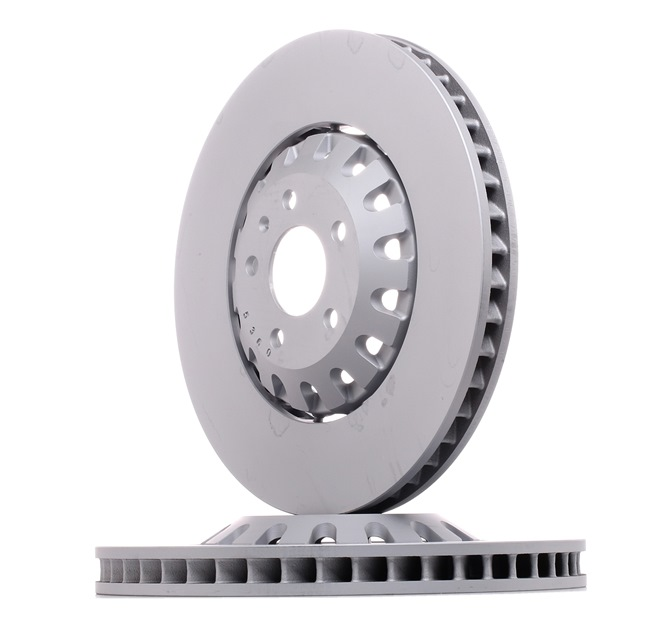 Bremssystem : ZIMMERMANN 100337475 Bremsscheibe