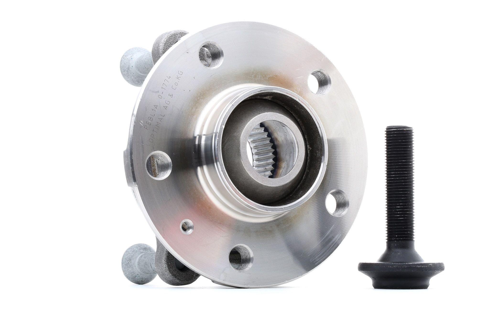 Radlager & Radlagersatz OPTIMAL 100550L Bewertung