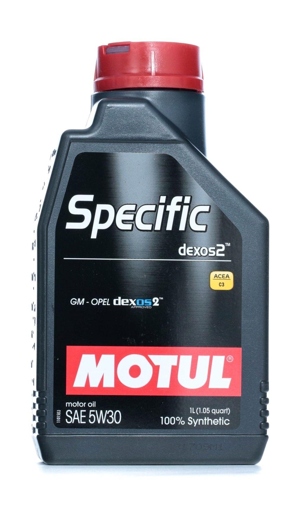 Aceite de motor MOTUL GB2A0107011 evaluación