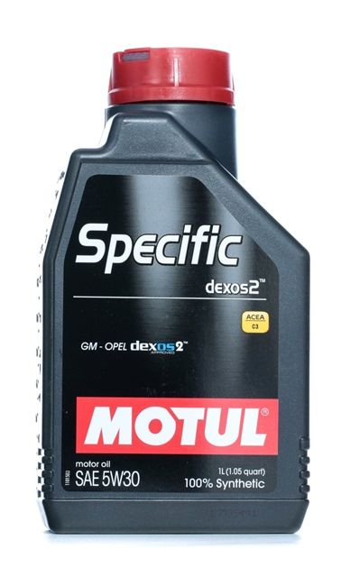 Motorenöl 5W-30, Inhalt: 1l, Synthetiköl EAN: 3374650236766