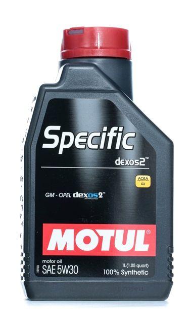 Motor CARNIVAL / GRAND CARNIVAL III (VQ): 102638 MOTUL SPECIFIC, DEXOS2