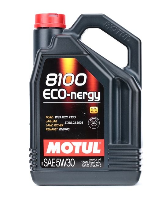 Motor CARENS IV: 104257 MOTUL ECO-NERGY