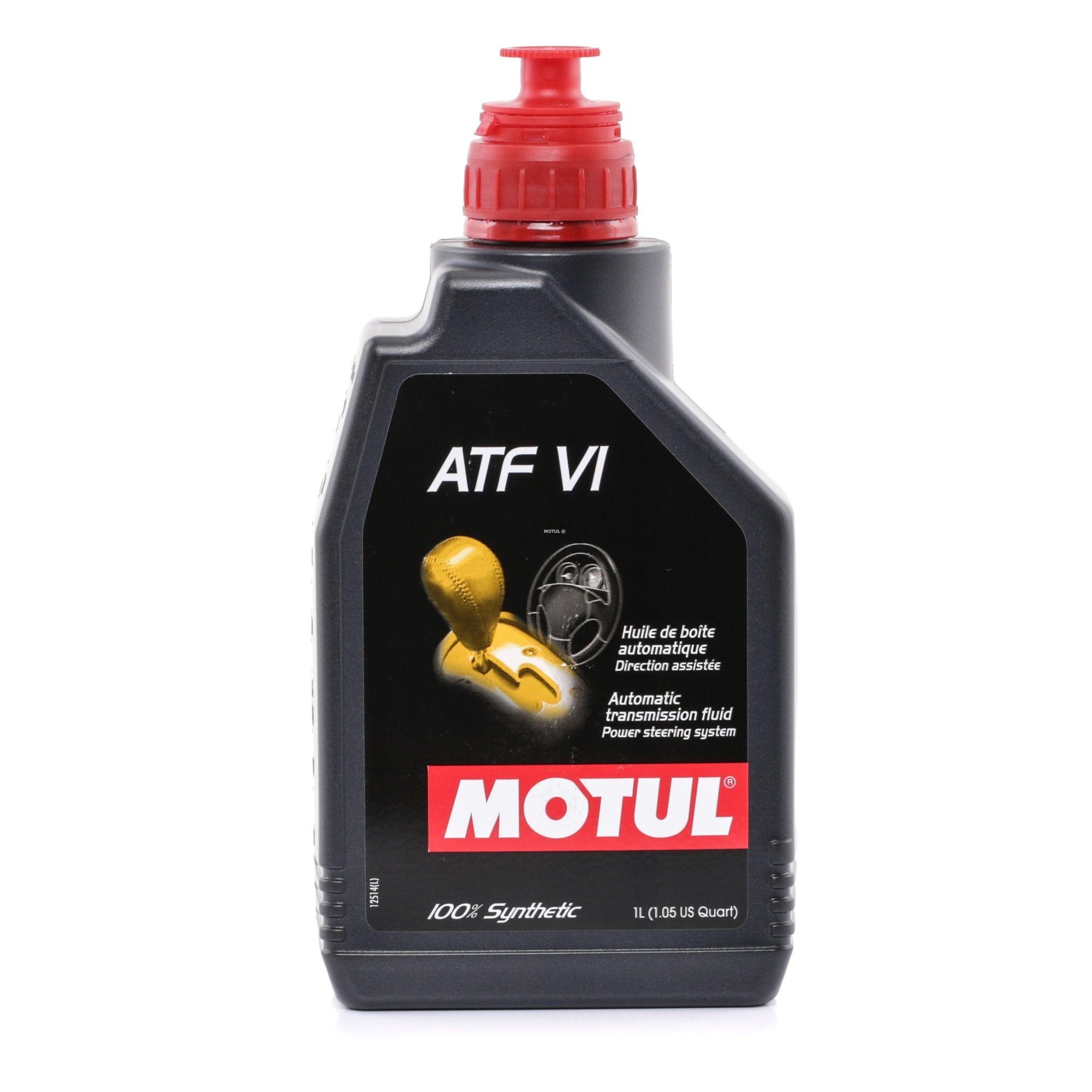 Automatikgetriebeöl MOTUL CHRYSLER68171866AA Bewertung