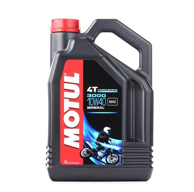 Olio motore per auto 10W-40 3374650264394