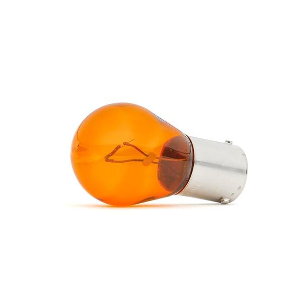 Bulb, indicator PY21W, 191, BAU15s, 12V, 21W 12496NACP FORD FOCUS, FIESTA, MONDEO