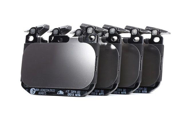 ATE 13046048752 Brake pad set disc brake