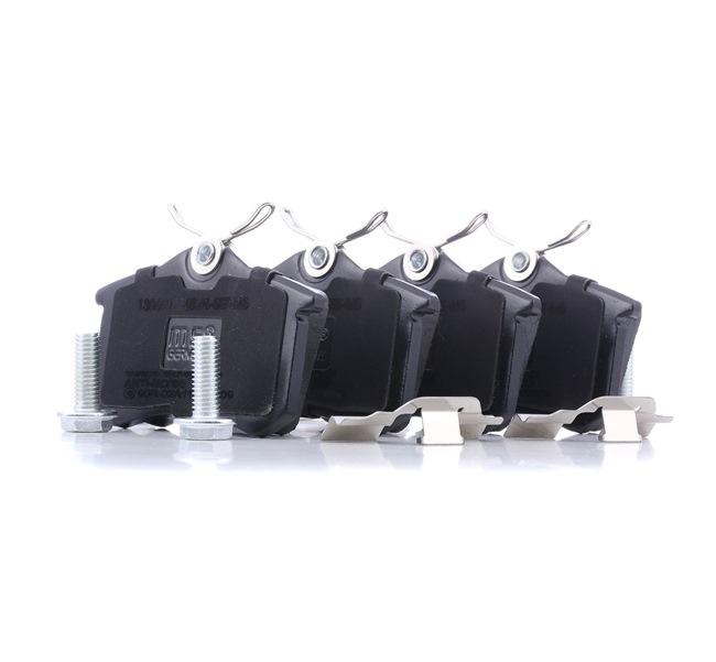 Brake Pad Set, disc brake 13046028452N-SET-MS MEGANE 2 (BM0/1, CM0/1) 1.9 dCi MY 2005