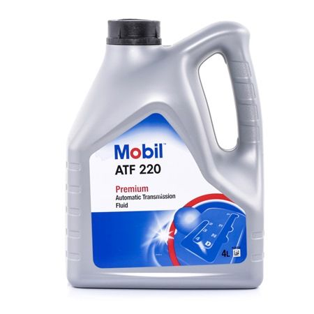 Central hydraulic oil 142837 MOBIL