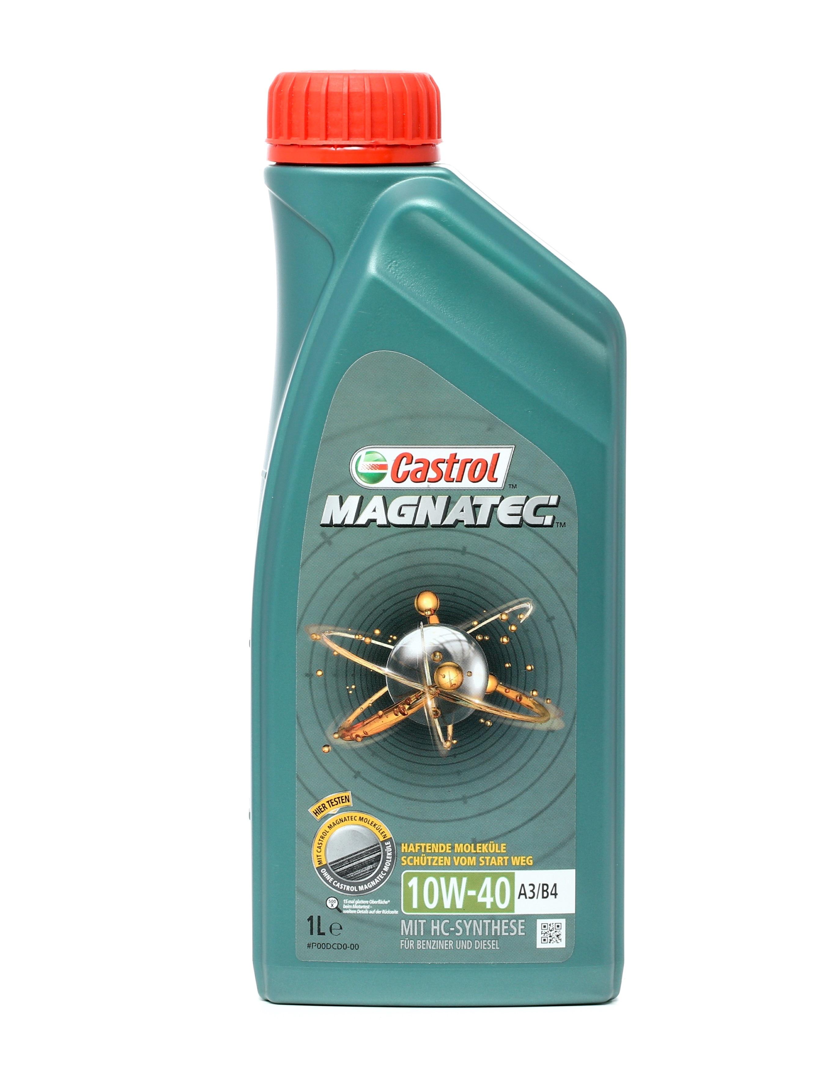 Двигателно масло CASTROL RenaultRN0710 оценка