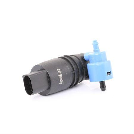 Waschwasserpumpe, Scheibenreinigung Spannung: 12V, Pol-Anzahl: 2-polig mit OEM-Nummer 2108691021