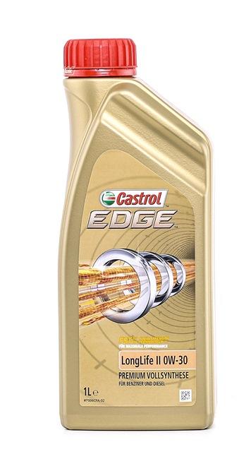 Køb billige Motor olie CASTROL SAE-0W-30 online - EAN: 4008177045608