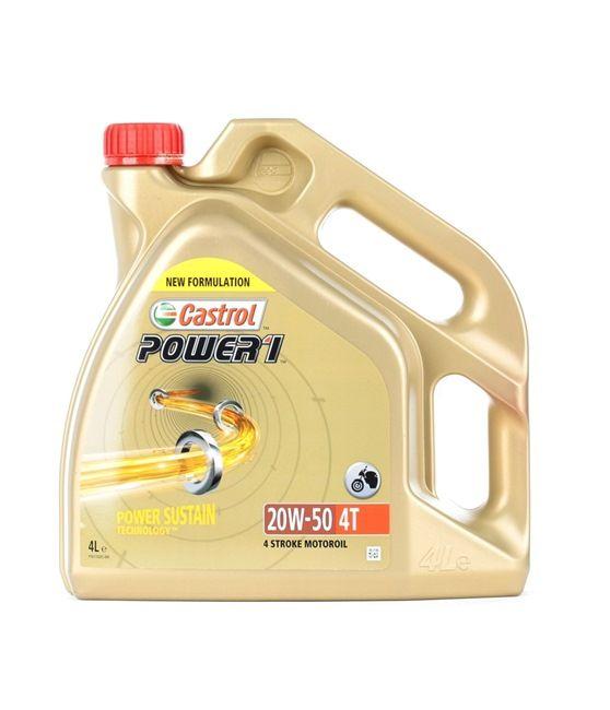 Motorenöl SAE-20W-50 4008177072178