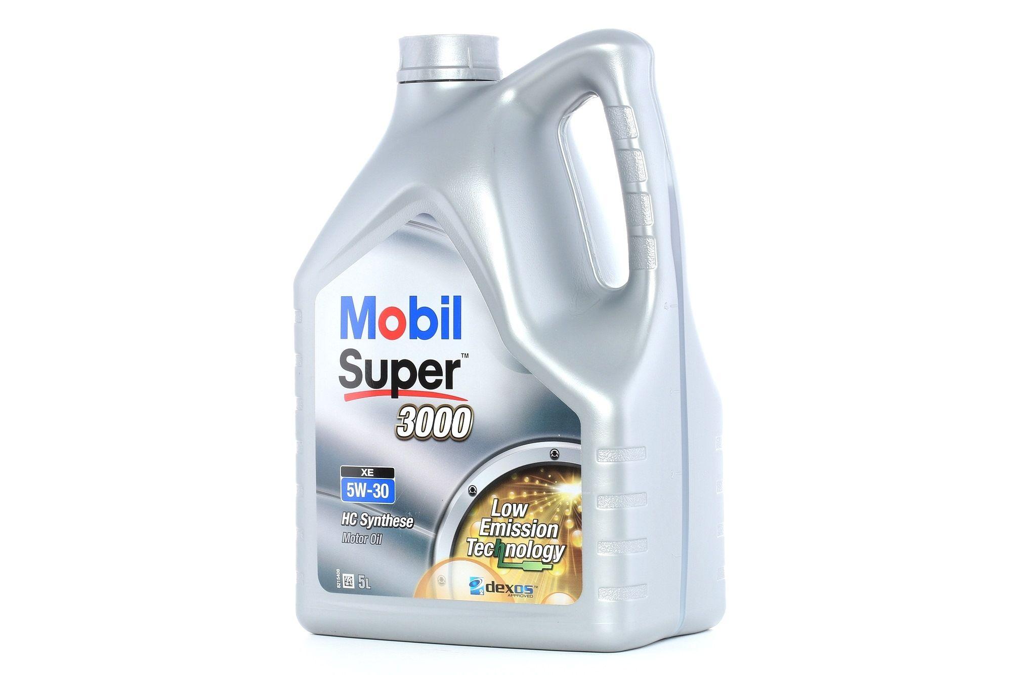 Двигателно масло MOBIL WSSM2C917A оценка