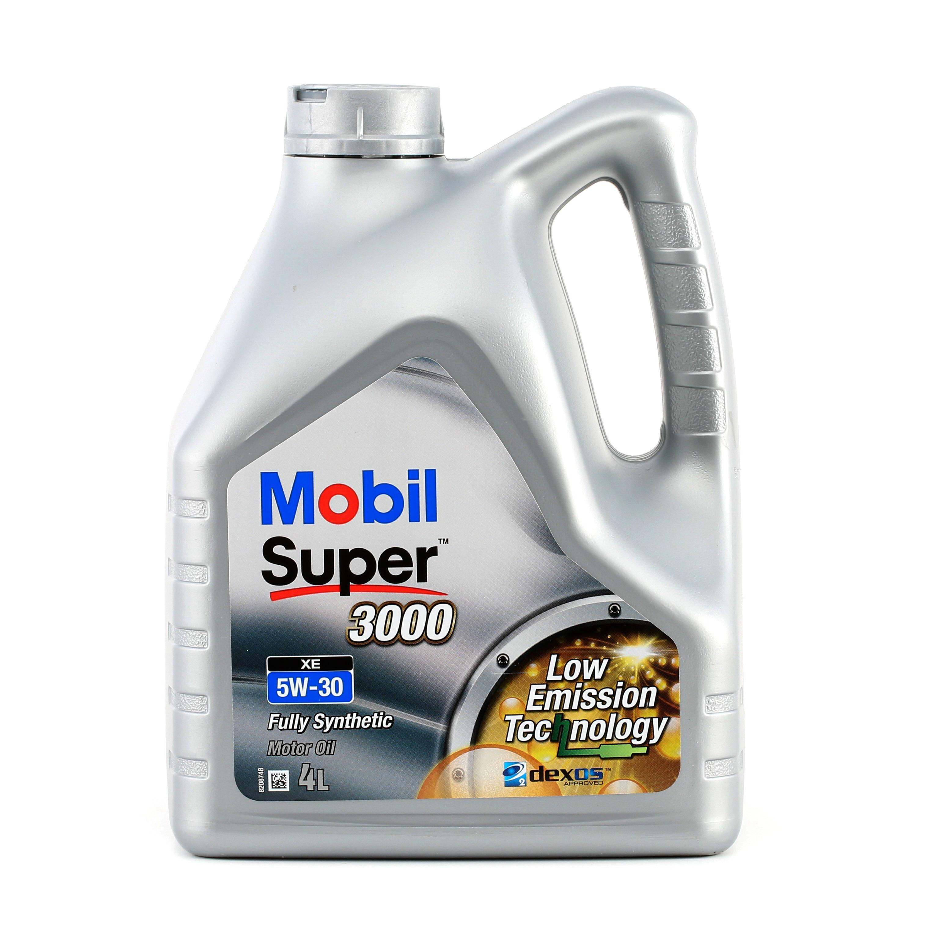 Aceite de motor MOBIL GMLLA25 evaluación