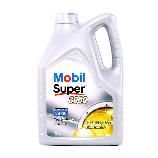 MOBIL Motorenöl FORD WSS-M2C913-C 5W-30, Inhalt: 5l, Synthetiköl