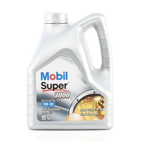 Buy cheap Engine Oil Super, 3000 X1 Formula FE, 5W-30, 4l from MOBIL online - EAN: 5055107438480