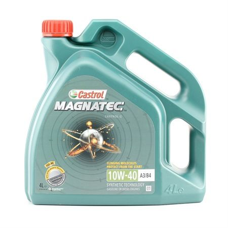 Buy cheap Engine Oil Magnatec, A3/B4, 10W-40, 4l from CASTROL online - EAN: 9001606001577
