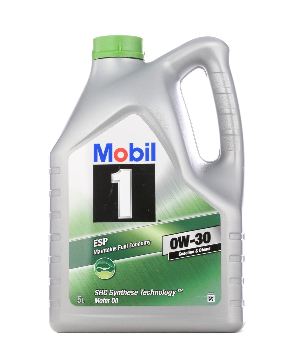 Olio motore MOBIL VW50301 valutazione