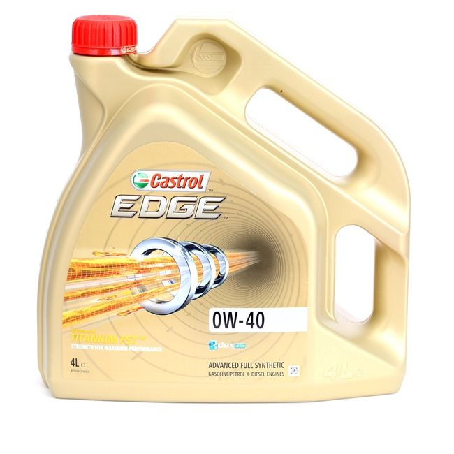 Buy cheap Engine oil CASTROL SAE-0W-40 online - EAN: 4008177076718