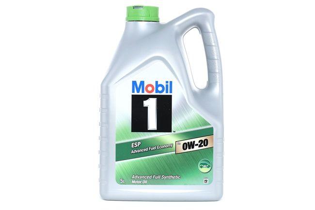 Двигателно масло 0W-20, съдържание: 5литър, Масло напълно синтетично EAN: 5425037865104