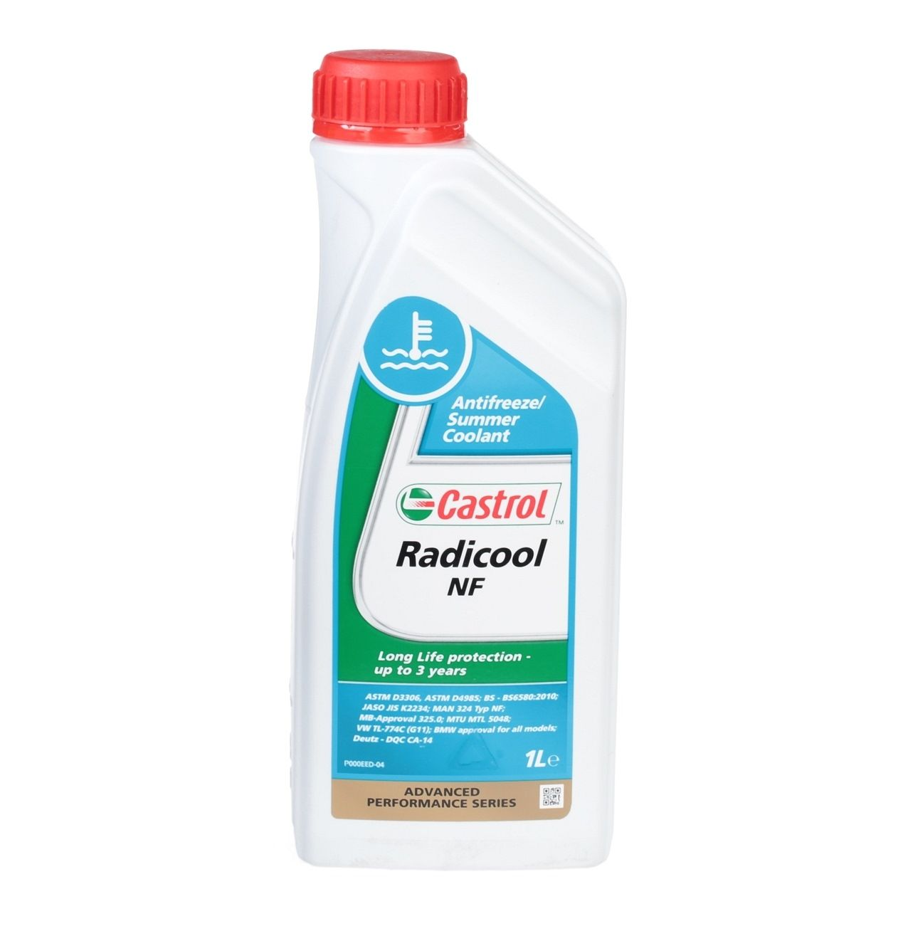 Glycol antifreeze CASTROL DeutzDQCCA14 rating