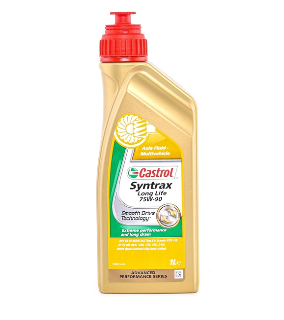 Transmission 4 Coupe (F32, F82): 154F09 CASTROL SYNTRAX