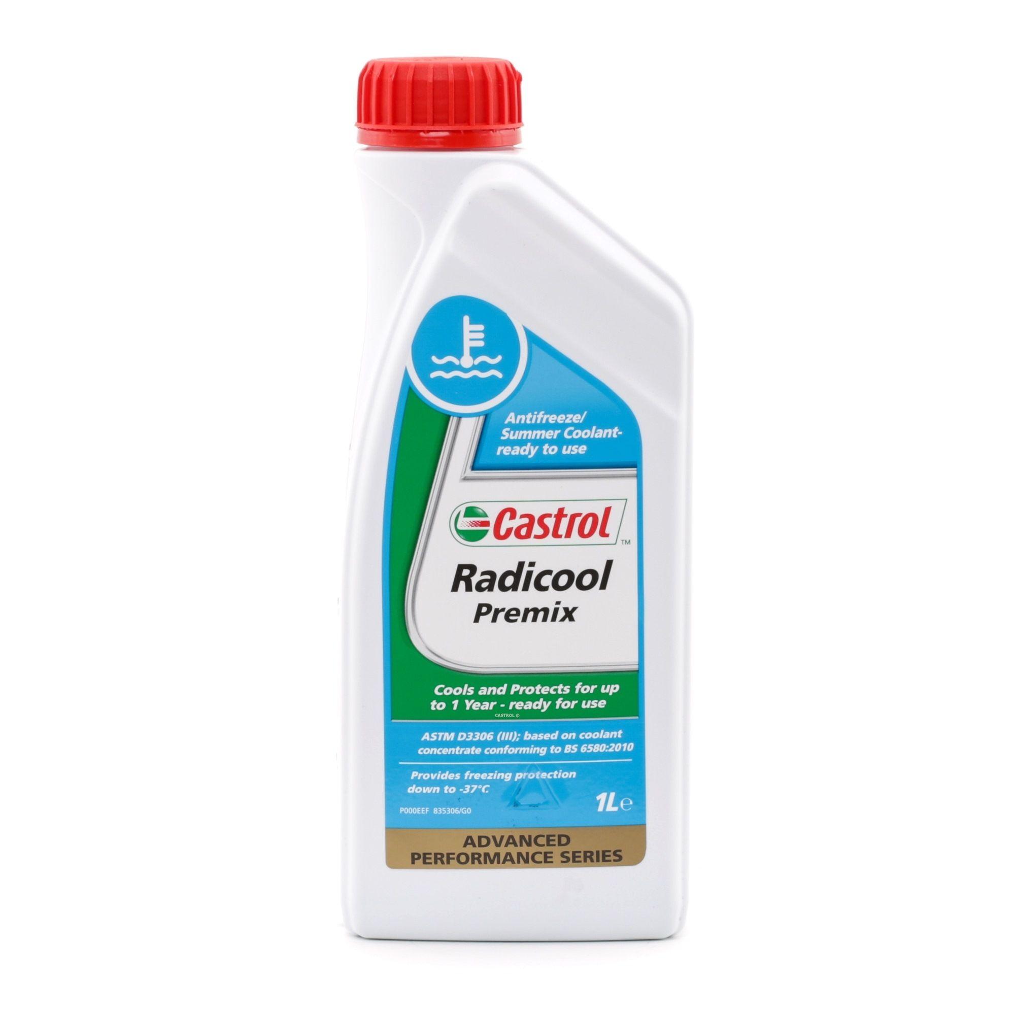 Frostschutz CASTROL ASTMD3306 Bewertung