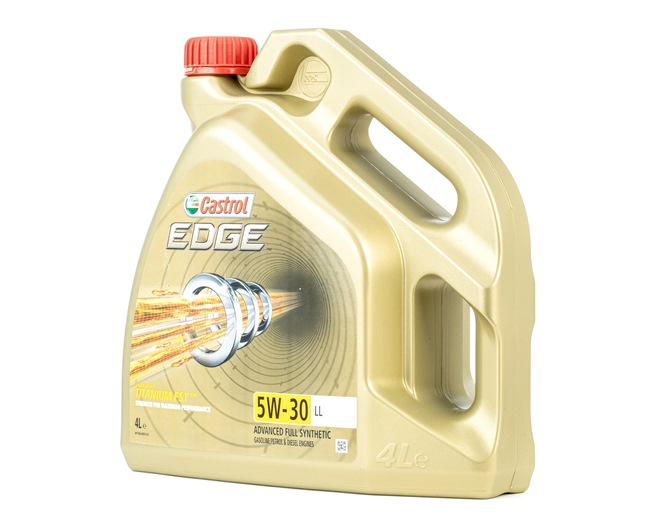 VW CC Engine Oil: CASTROL 15668B