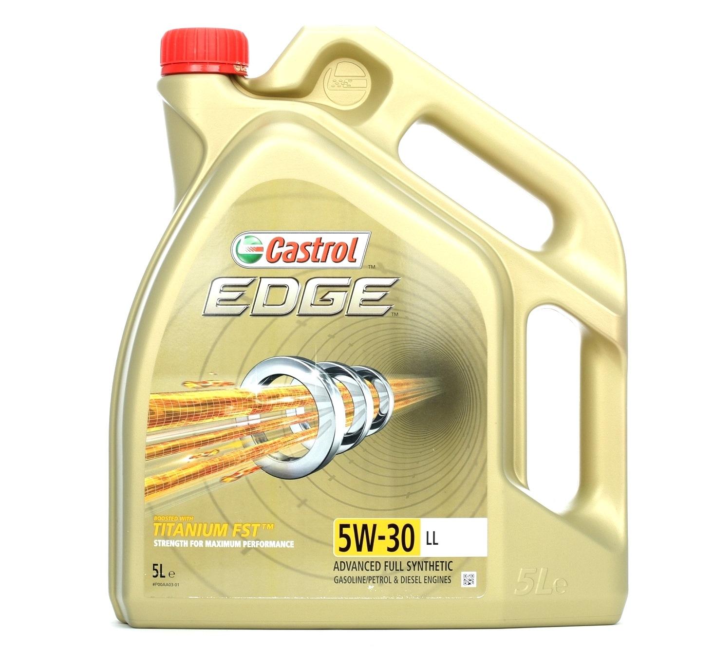 Двигателно масло CASTROL VW50400 оценка