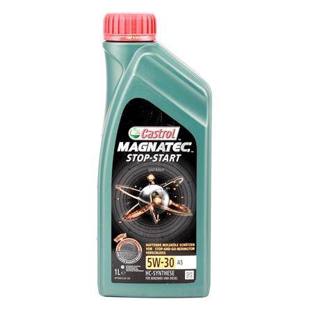 CASTROL Engine Oil Magnatec, Stop-Start A5, 5W-30, 1l 4008177124440 rating