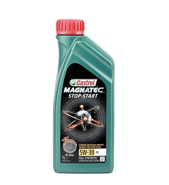 Buy cheap Engine Oil Magnatec, Stop-Start A5, 5W-30, 1l from CASTROL online - EAN: 4008177124075