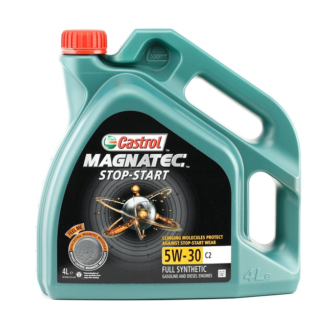 TOYOTA HILUX Pick-up CASTROL Engine oil 159BAB e-shop