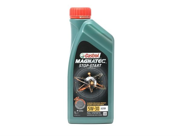 Buy cheap Engine Oil Magnatec, Stop-Start A3/B4, 5W-30, 1l from CASTROL online - EAN: 4008177125874