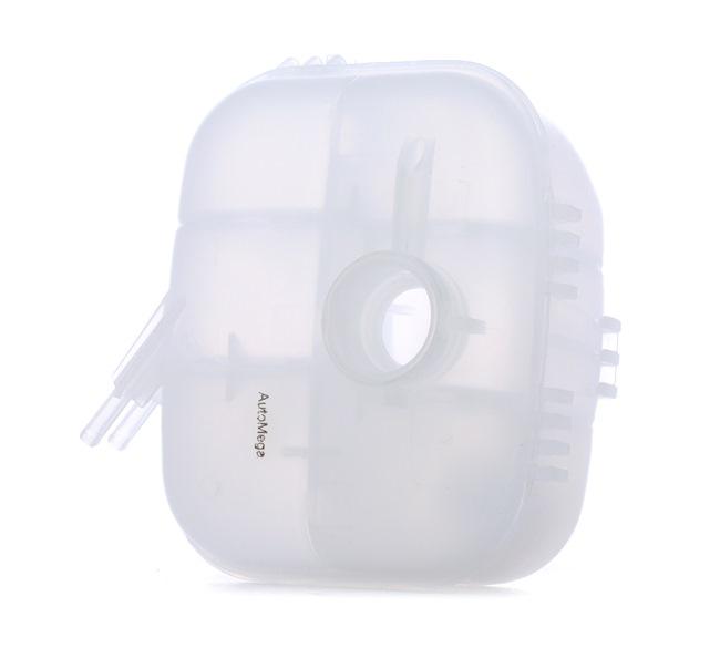 AUTOMEGA Разширителен съд за охладителна течност OPEL без капаче