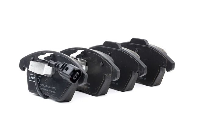 Kit de plaquettes de frein, frein à disque Largeur 1: 155,1mm, Largeur 2: 156,3mm, Hauteur 1: 66mm, Hauteur 2: 71,3mm, Épaisseur: 20,3mm avec OEM numéro 3C0 698 151 A