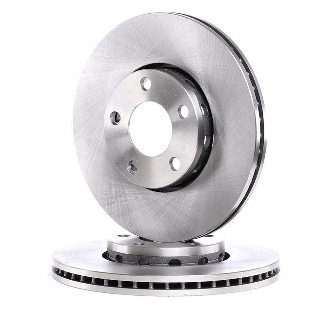 Bremsscheibe Bremsscheibendicke: 25mm, Ø: 288mm mit OEM-Nummer 4A0615301E