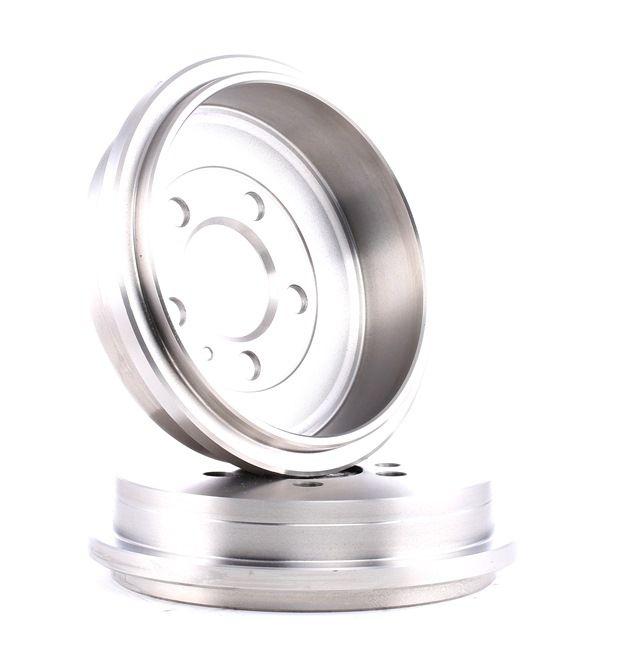 Bremstrommel Trommel-Ø: 200mm, Br.Tr.Durchmesser außen: 240mm mit OEM-Nummer 6QE609617