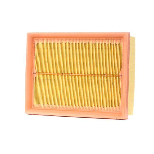 Luftfilter Länge: 186mm, Breite: 140mm, Höhe: 50mm mit OEM-Nummer 030 198 620