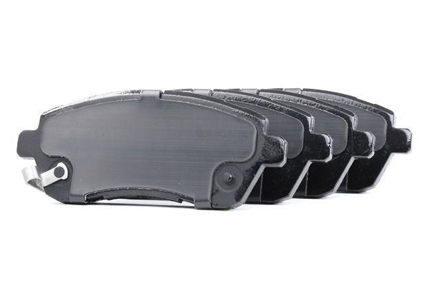 Brake Pad Set, disc brake 22-0793-0 FIESTA 6 1.6 Ti MY 2011