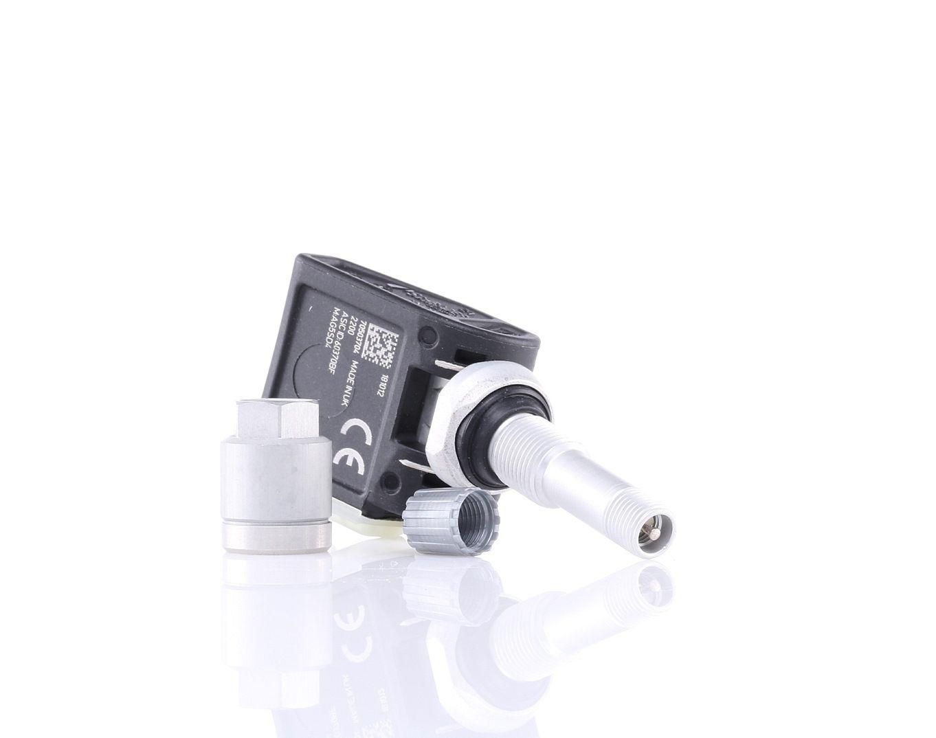 Radsensor, Reifendruck-Kontrollsystem SCHRADER 2200 Bewertung