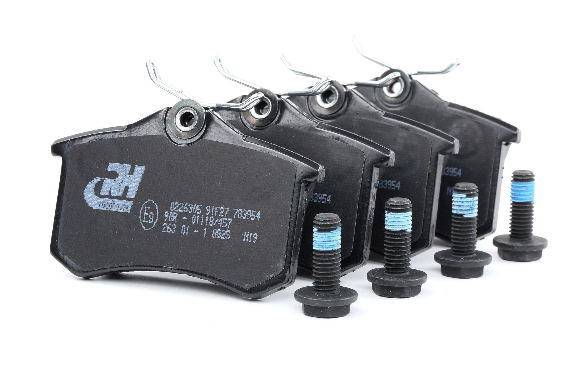 Bremsbelagsatz ROADHOUSE PSX226305 Bewertung