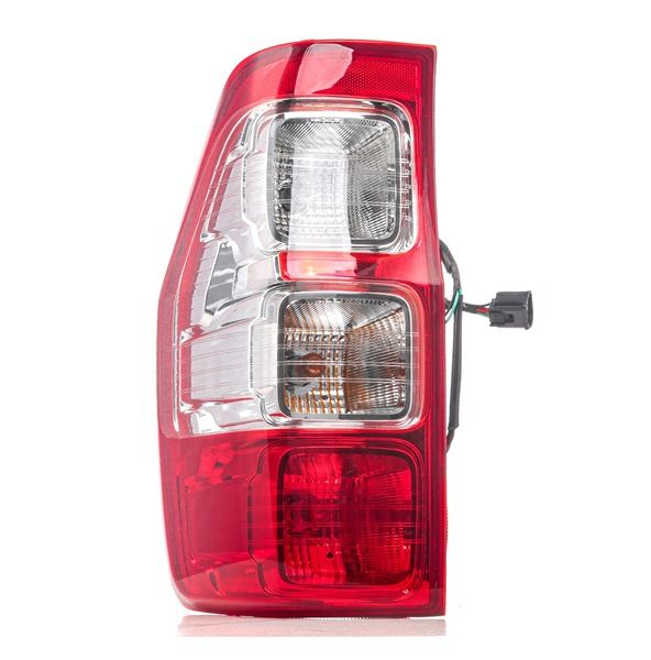 ABAKUS Tail lights FORD Right, with lamp base, W21/5W, W21W, WY21W