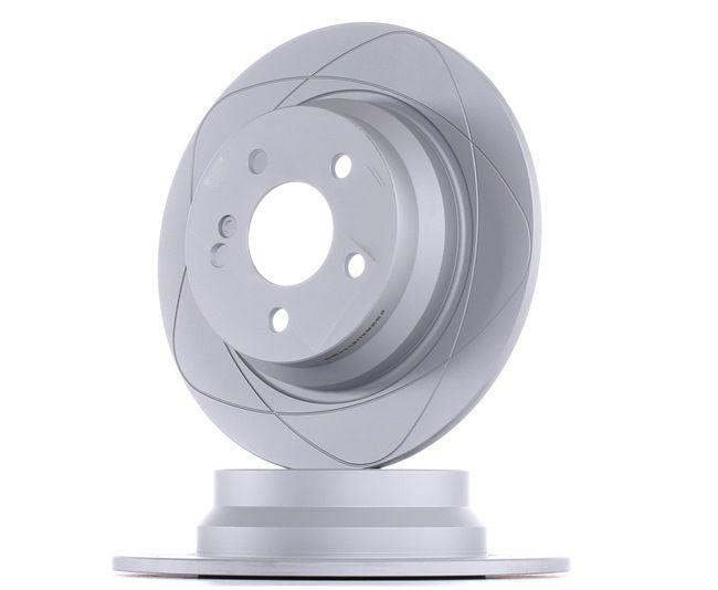 Bremsscheibe Bremsscheibendicke: 10,0mm, Lochanzahl: 5, Ø: 300,0mm mit OEM-Nummer A21 142 30712