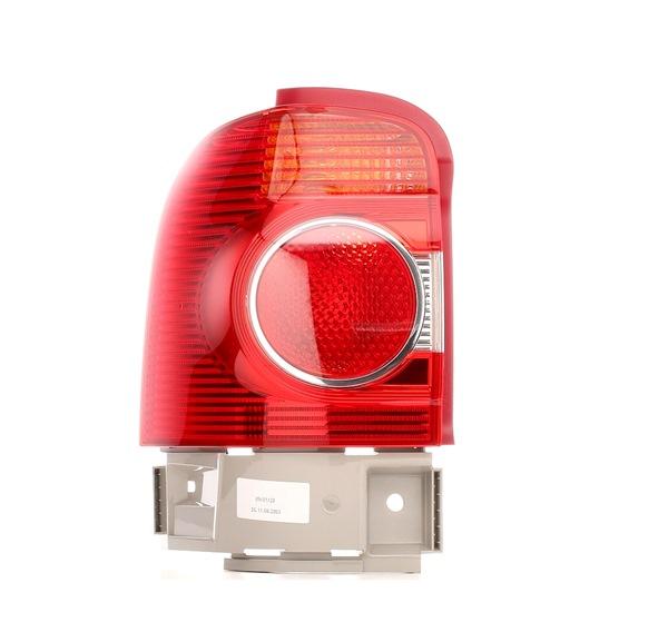 HELLA links, mit Lampenträger, äusserer Teil, P21/5W, P21W, mit Glühlampen 2VA964957011