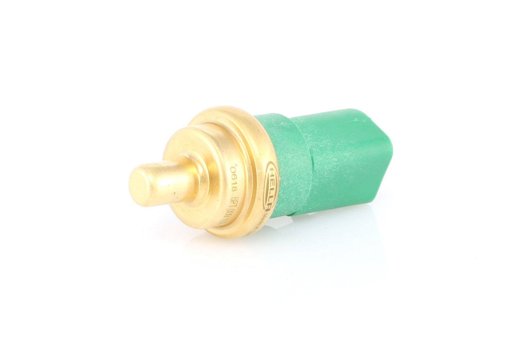 Sensor, temperatura del refrigerante HELLA 6PT 009 107-141 evaluación