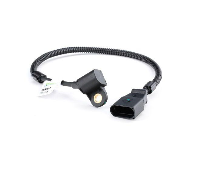 Sensor, posición arbol de levas Número de polos: 3polos con OEM número 03G957147B